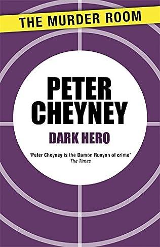 book cover of Dark Hero