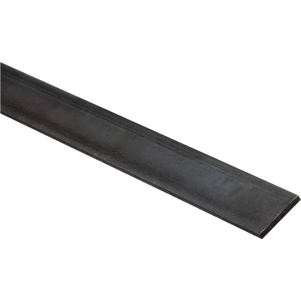 National Hardware N316-190 4063BC Solid Flat in Plain Steel, 1-1/2'' x 36''
