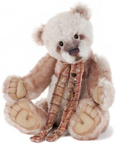 Charlie Bears UK SJ5032 Solitaire Bear Ltd Ed