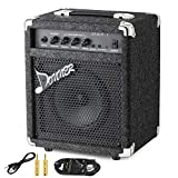 Donner 25W Bass Guitar Amplifier DBA-2 Electric Bass Combo AMP With Cable