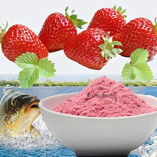 Jammas - anzuelo para pesca de carpa (20 g, aroma a fresa)