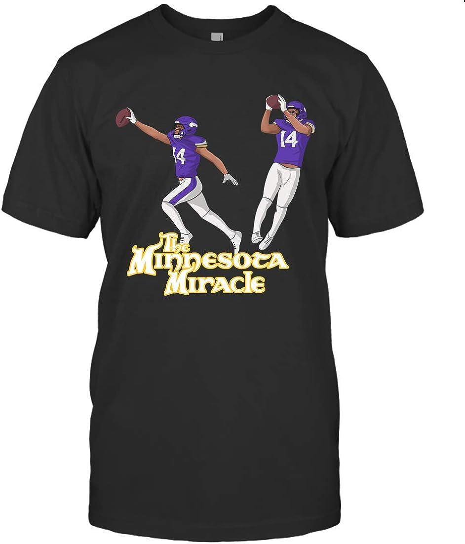 The Minneapolis Miracle Classic T Shirt Funny Viking, Football Skol to Minnesota Football T-Shirt,