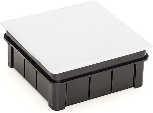 Garra M111753 - Caja tapa metalica 100 x 100 x 45: Amazon.es: Bricolaje y herramientas