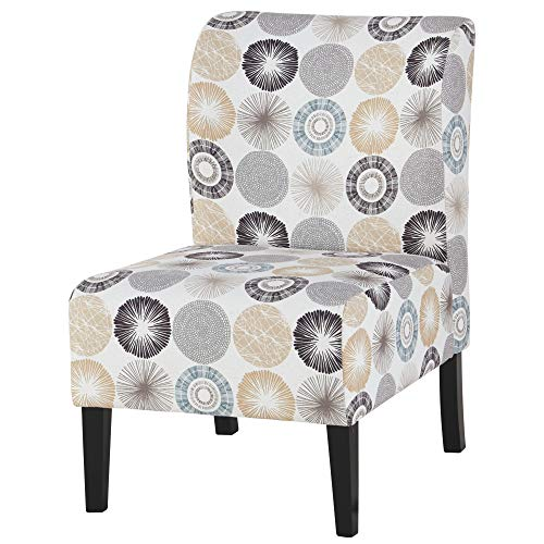 Signature-Design-By-Ashley-Triptis-Accent-Chair-Casual-Tangray-Geometric-Circles