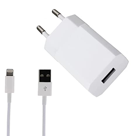 Cargador Cable de datos iPhone 6S 6 Plus 5S 5 iPad Air 2 ...