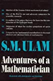 Adventures of a Mathematician 2nd edition by Stanislaw M. Ulam (1976) Hardcover