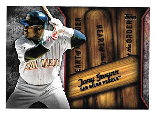 2015 Topps Heart of the Order -