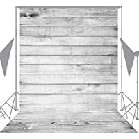 OUYIDA Wooden Theme 5X7FT CP Pictorial Cloth Photography Background Computer-Printed Vinyl Backdrop TE32A
