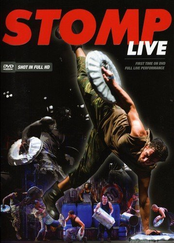 STOMP Live by Alfred Music