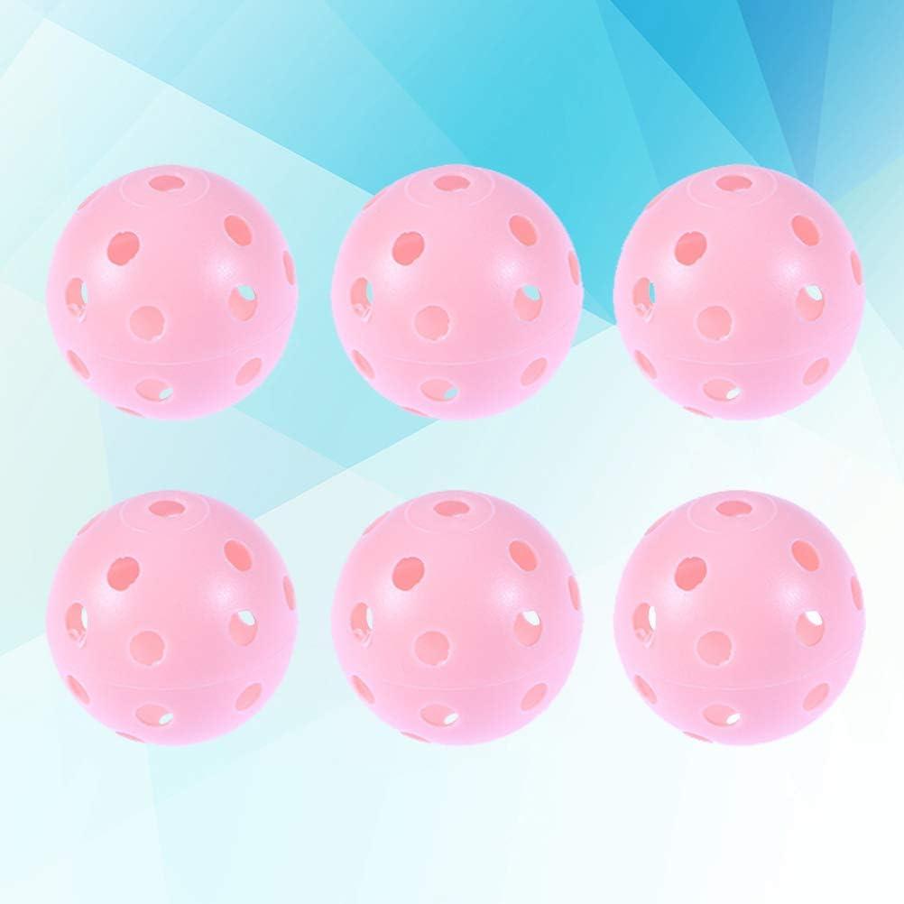 Vosarea 6pcs Pickle Ball Conjuntos de Bolas de Pickleball de ...