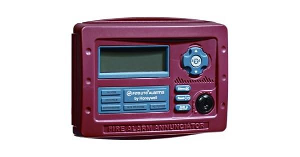 Amazon.com: Fire-Lite Alarmas ann80 annuciator LCD para ...