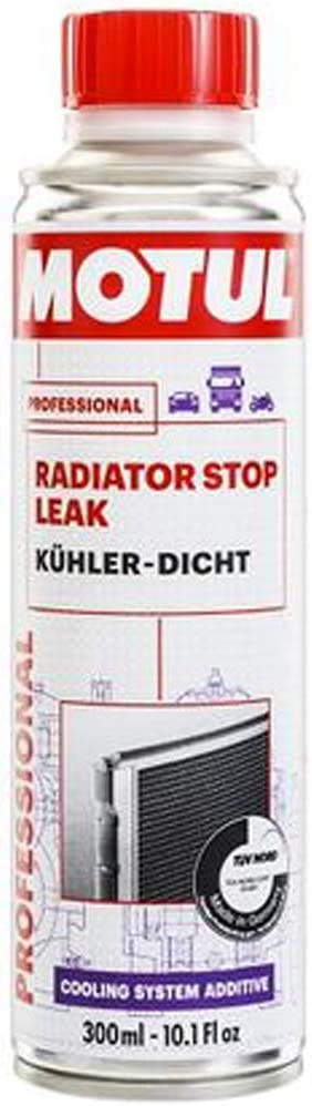 MOTUL Radiator Stop Leak Tapagoteras Sellador de Fugas del Radiador y Sistemas de Refrigeración