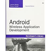 Android Wireless Application Development (2nd Edition) (Developer's Library)