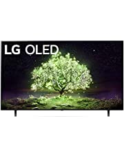 """$1296 » LG OLED55A1PUA 55"""" A1 Series OLED 4K Smart Ultra HD TV with an Additional 1 Year Coverage by Epic Protect (2021)"""