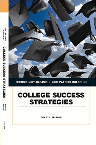 College Success Strategies (4th Edition)