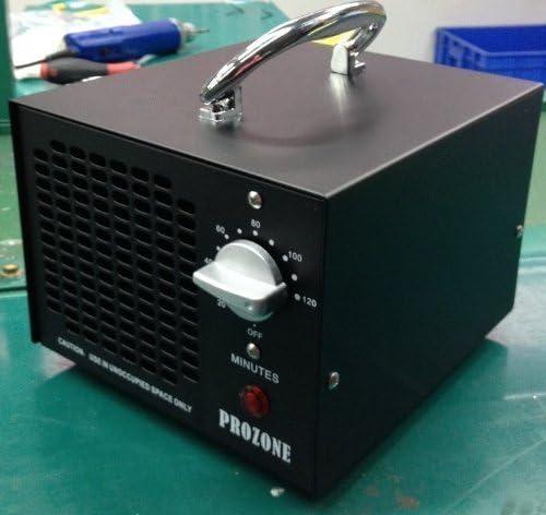 Nuevo Prozone Commercial Generador De Ozono Compacto 3g 3000 MG/H ...