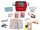 Survival Pal for Children. Emergency Disaster Preparedness, Earthquake, Fire, Flood, Hurricane and Evacuation. Keep One At Home, School or Auto.