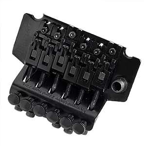 1pkg floyd rose lic ibanez edge style double tremolo system black guitar parts. Black Bedroom Furniture Sets. Home Design Ideas