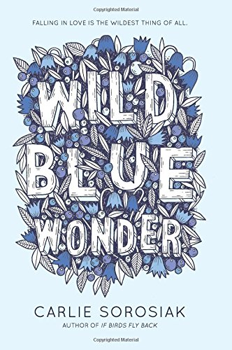 Amazon.com: Wild Blue Wonder (9780062563996): Sorosiak, Carlie: Books