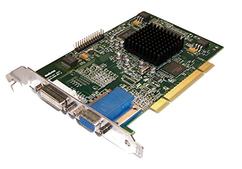 MATROX 7003-0301 32MB PCI VIDEO CARD WITH VGA AND DVI OUTPUTS ()