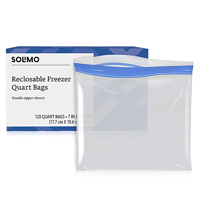 Top 10 Poao Reusable Freezer Bags