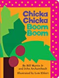 img - for Chicka Chicka Boom Boom (Board Book) book / textbook / text book