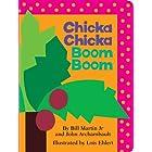 Chicka Chicka Boom Boom (Board Book)
