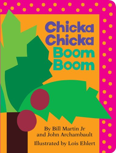 Chicka Chicka Boom Boom (Board - Chico Shop