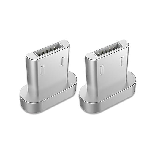 7 opinioni per Metallo magnetico USB dati, cavo micro USB e Lightning interfaccia 2in 1, per