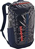 Patagonia Black Hole Backpack 25L Navy Blue w/ Paintbrush Red