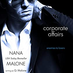 Corporate Affairs: Erotic Romance Novella