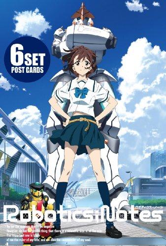 ROBOTICS; NOTES postcard set Vol.1 (japan import)