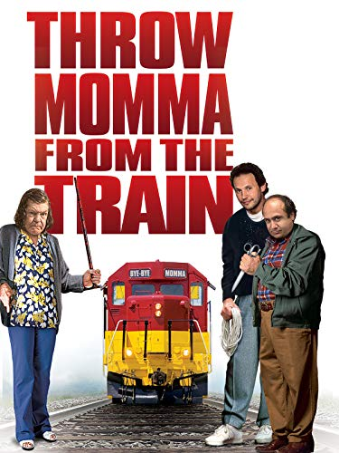 VHS : Throw Momma From The Train