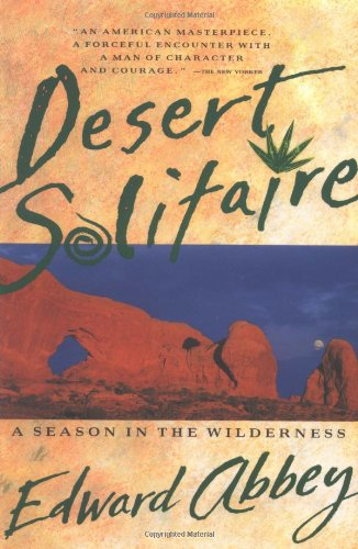 Desert Solitaire cover
