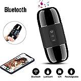 Funny Gift,Bluetooth Speaker Masturbator Best Gift for Men Male Present Loudspeaker Box Electric Masturbator Sex Toys USB Rechargeable