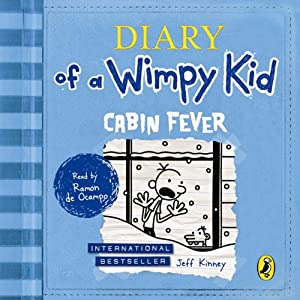 Diary of a Wimpy Kid: Cabin Fever Audiobook