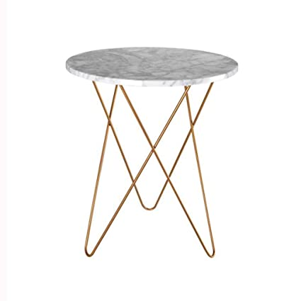 Magnificent Amazon Com L Life End Tables Side Table Marble Side Table Short Links Chair Design For Home Short Linksinfo