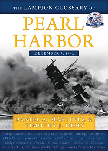 The Lampion Special-subject dictionary of Pearl Harbor