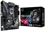 ASUS ROG Strix Z370-F Gaming LGA1151 (Intel 8th Gen) DDR4 DP HDMI DVI M.2 Z370 ATX Motherboard with Gigabit LAN and USB 3.1