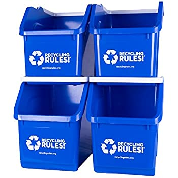 Amazon Com Recycle Carts For Recycle Bins Robust For