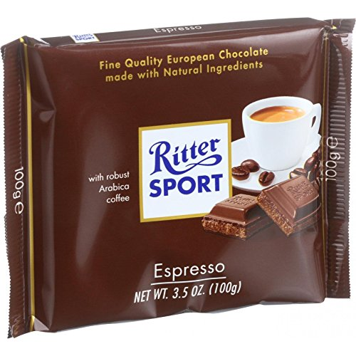 Milk Chocolate with Espresso Cream Bar