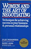 Women and the Art of Negotiating, Gerard I. Nierenberg, 0671603914