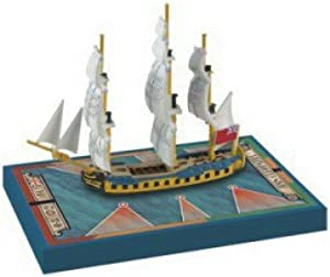 Sails of Glory Ship Pack - HMS Cleopatra 1779 Board Game