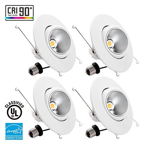 Led Recessed Light For Sloped Ceiling