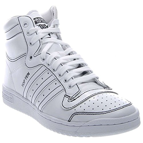 914560dd2f8 Galleon - Adidas Men s Originals Top Ten Hi Sneakers