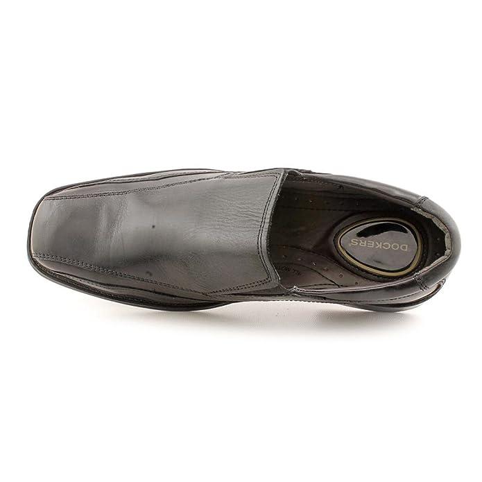 Dockers Franchise Hombre Piel Mocasines Zapatos Talla: Amazon.es: Zapatos y complementos