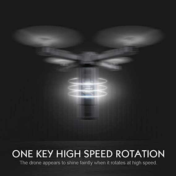 quintra jjrc h37 Baby Elfie RC Quadcopter headless Modo 4 CH dron ...