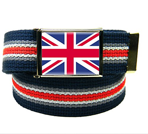 union jack belt buckle - 6