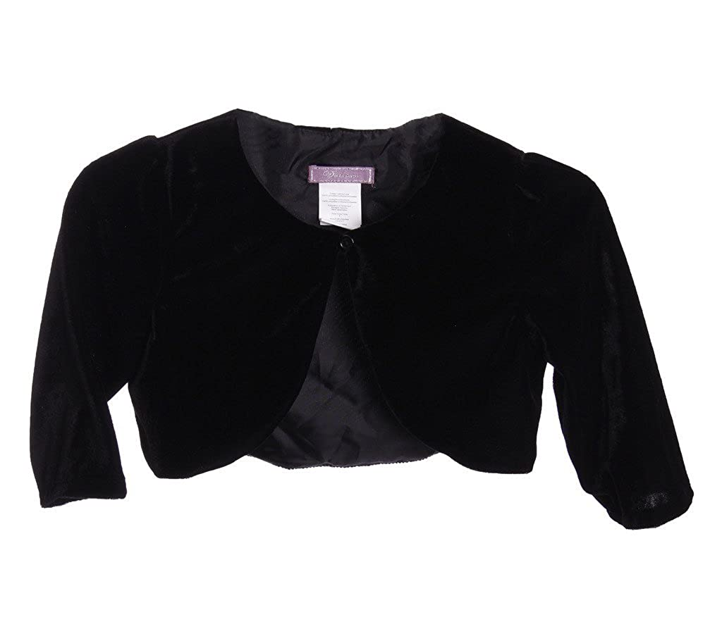 CALDORE USA Caldore Very Velour Black Bolero