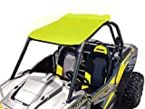 Polaris RZR XP 900/1000 Aluminum Roof 2 Seats Lime Squeeze